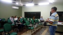 PALESTRA COM PROFESSOR LUIS OLIVEIRA RIOS